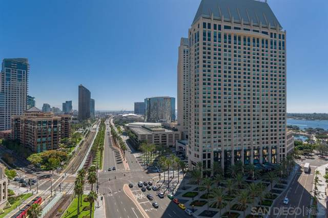 700 W Harbor Drive #1602, San Diego, CA 92101 (#190056346) :: The Yarbrough Group