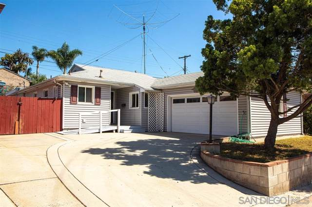 5568 Barclay Ave, San Diego, CA 92120 (#190056420) :: Neuman & Neuman Real Estate Inc.