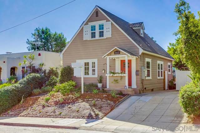 3017 Elm Street, San Diego, CA 92102 (#190056426) :: Neuman & Neuman Real Estate Inc.