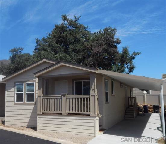 3505 Alpine Blvd #22, Alpine, CA 91901 (#190056462) :: Neuman & Neuman Real Estate Inc.