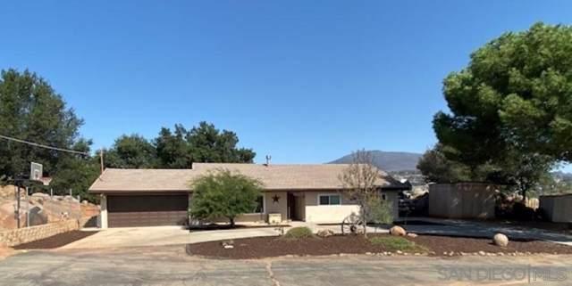 1345 Blue Lilac Ln, Alpine, CA 91901 (#190056464) :: Neuman & Neuman Real Estate Inc.