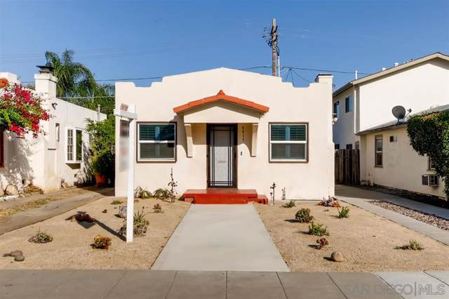 4417 39Th St, San Diego, CA 92116 (#190056473) :: Neuman & Neuman Real Estate Inc.