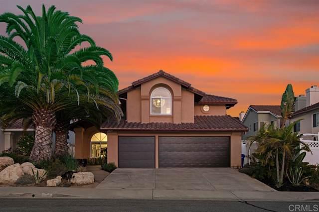 2034 Jewell Rdg, Vista, CA 92081 (#190056523) :: Neuman & Neuman Real Estate Inc.