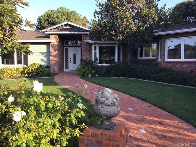6126 La Fremontia, Rancho Santa Fe, CA 92067 (#190056542) :: Neuman & Neuman Real Estate Inc.