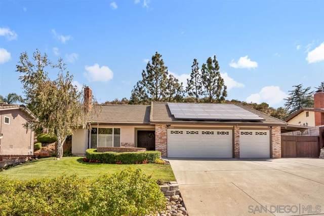 1279 Whitsett Dr, El Cajon, CA 92020 (#190056545) :: Neuman & Neuman Real Estate Inc.