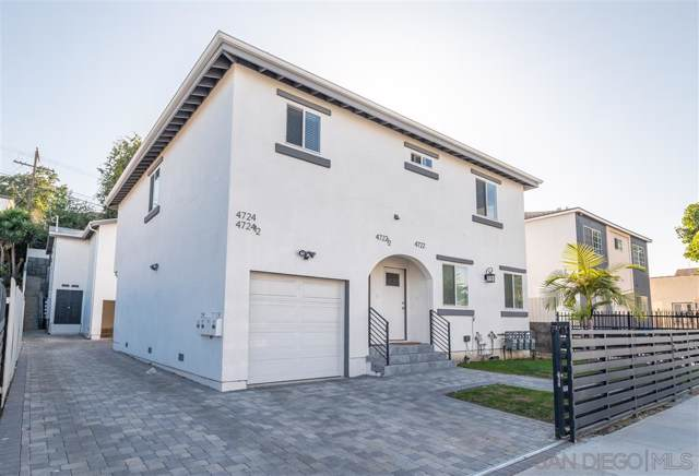 4722 1/2 St Charles Pl, Los Angeles, CA 90019 (#190056556) :: Keller Williams - Triolo Realty Group
