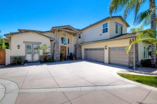 843 Requeza St, Encinitas, CA 92024 (#190056567) :: Neuman & Neuman Real Estate Inc.
