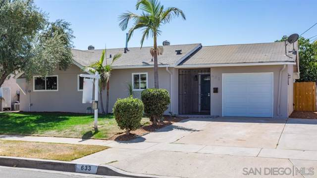 633 Aster St., Escondido, CA 92027 (#190056578) :: The Yarbrough Group