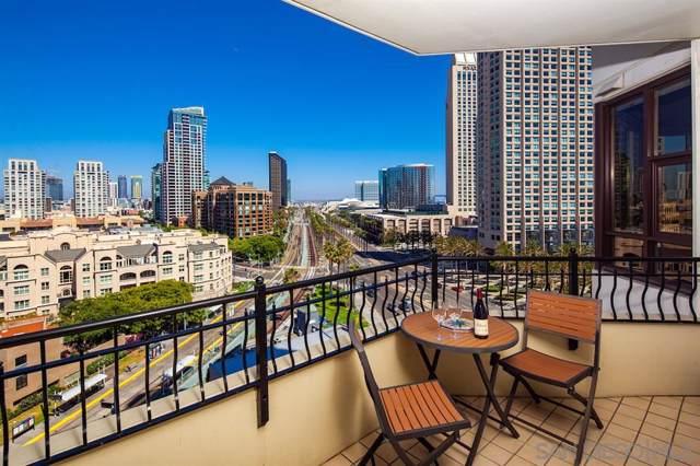 700 W Harbor Dr #1101, San Diego, CA 92101 (#190056583) :: Dannecker & Associates