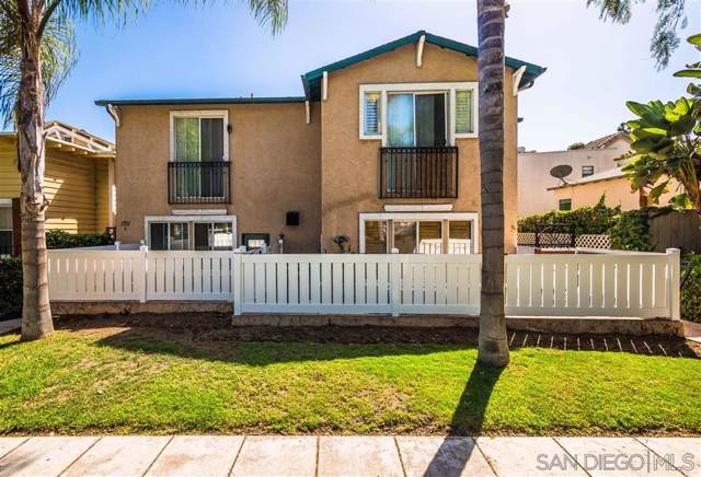 1711 Hornblend St C, San Diego, CA 92109 (#190056595) :: The Yarbrough Group