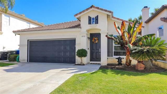 1092 Camino Del Sol, Chula Vista, CA 91910 (#190056611) :: Neuman & Neuman Real Estate Inc.