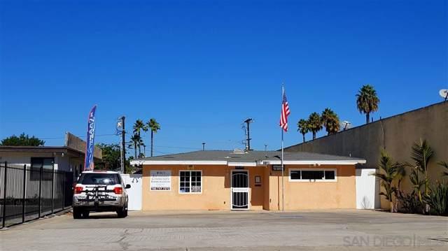 1138-42 E Pennsylvania Ave, Escondido, CA 92025 (#190056636) :: Neuman & Neuman Real Estate Inc.