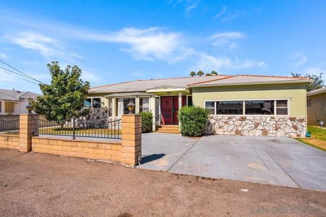 7550 Roosevelt Ave., Lemon Grove, CA 91945 (#190056641) :: Neuman & Neuman Real Estate Inc.