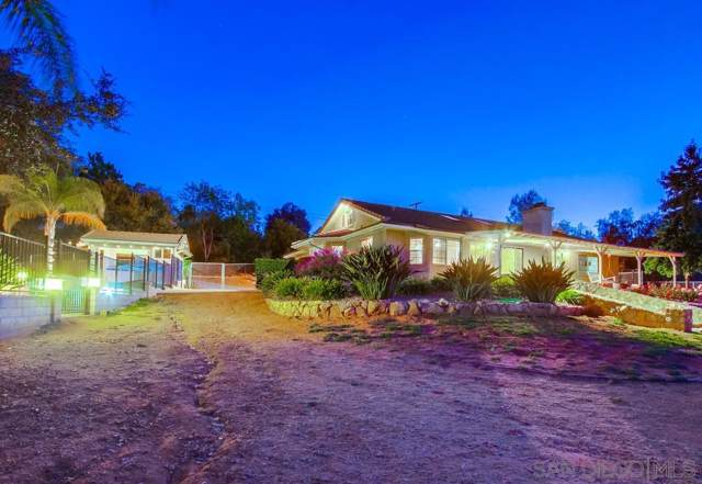 17598 Rancho De La Angel Road, Ramona, CA 92065 (#190056674) :: COMPASS