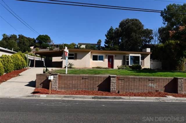 729 Medford St, El Cajon, CA 92020 (#190056690) :: Neuman & Neuman Real Estate Inc.