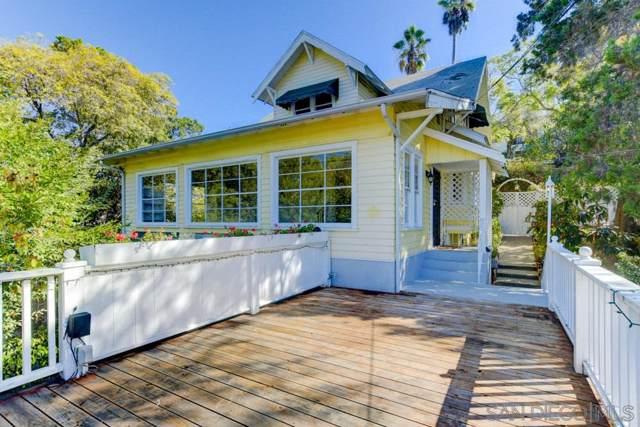 4535-45 Upland St, La Mesa, CA 91941 (#190056769) :: Neuman & Neuman Real Estate Inc.