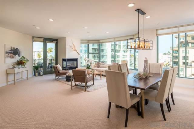 2500 6th Avenue #604, San Diego, CA 92103 (#190056771) :: Neuman & Neuman Real Estate Inc.