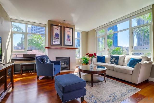 1199 Pacific Hwy #404, San Diego, CA 92101 (#190056777) :: Whissel Realty