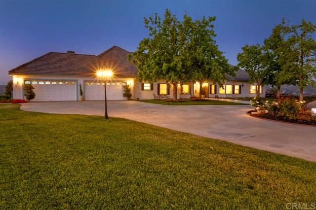 30417 Via Maria Elena, Bonsall, CA 92003 (#190056782) :: Allison James Estates and Homes