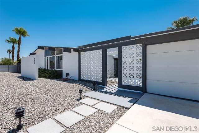 915 E Racquet Club Rd, Palm Springs, CA 92262 (#190056816) :: Dannecker & Associates
