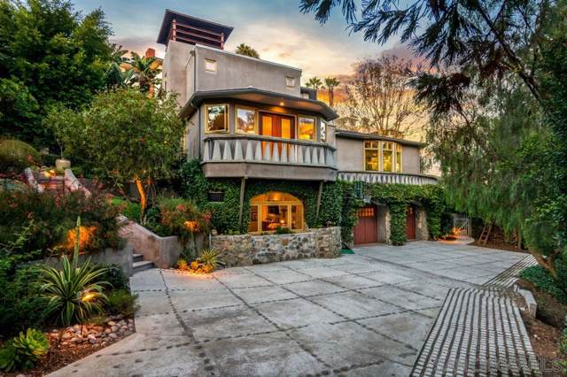 1033 Bangor, San Diego, CA 92106 (#190056841) :: Ascent Real Estate, Inc.