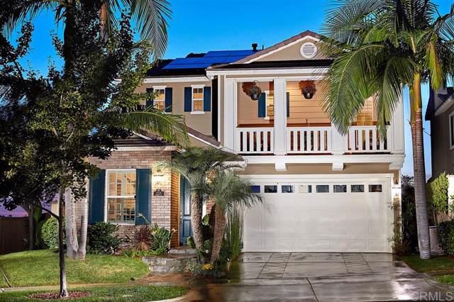 2713 Plumeria Drive, Carlsbad, CA 92009 (#190056849) :: Neuman & Neuman Real Estate Inc.