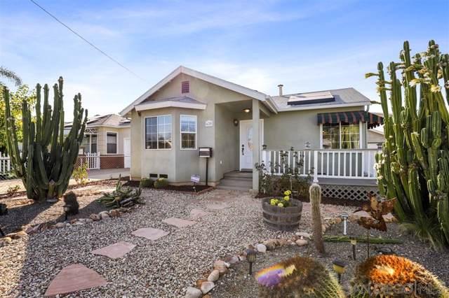 620 S Orange Ave, El Cajon, CA 92020 (#190056852) :: Neuman & Neuman Real Estate Inc.