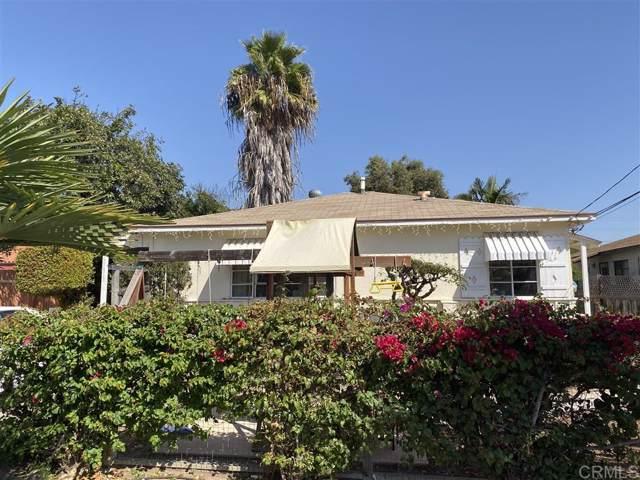 511-13 Oaklawn Avenue, Chula Vista, CA 91910 (#190056891) :: Neuman & Neuman Real Estate Inc.
