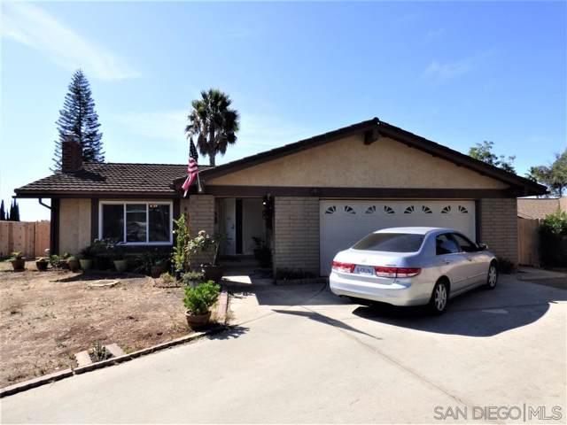 865 Montview Dr., Escondido, CA 92025 (#190056920) :: Neuman & Neuman Real Estate Inc.