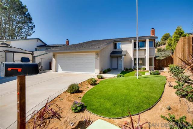4646 Leathers Street, San Diego, CA 92117 (#190056930) :: The Yarbrough Group