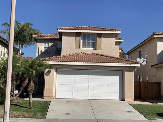 1663 Falcon Peak St, Chula Vista, CA 91913 (#190056942) :: Neuman & Neuman Real Estate Inc.
