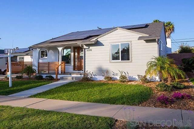 5518 Elgin Ave, San Diego, CA 92120 (#190056971) :: Neuman & Neuman Real Estate Inc.