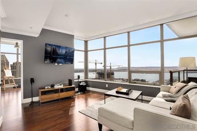 700 W E St #2701, San Diego, CA 92101 (#190057014) :: Neuman & Neuman Real Estate Inc.