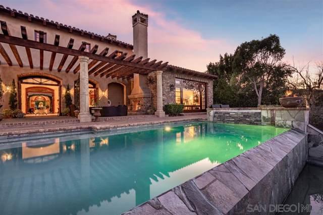 18471 Calle Tramonto, Rancho Santa Fe, CA 92091 (#190057046) :: Compass