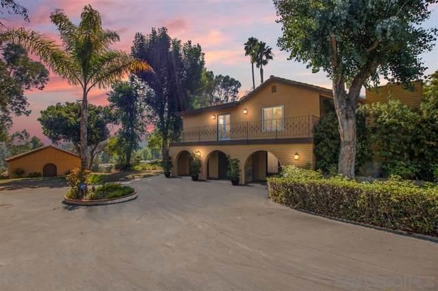 244 Rancho Camino, Fallbrook, CA 92028 (#190057054) :: Zember Realty Group