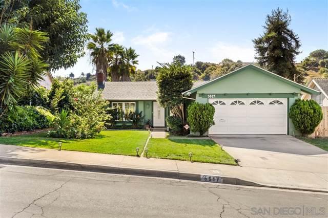 5617 Red River Dr, San Diego, CA 92120 (#190057089) :: Neuman & Neuman Real Estate Inc.