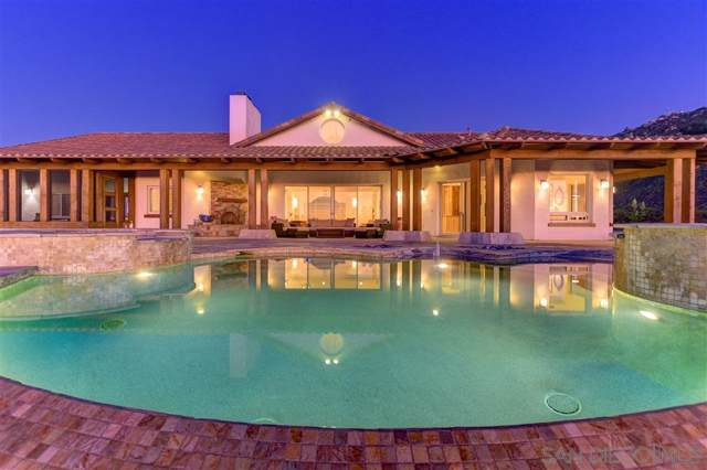 16545 Salida De La Luna, Ramona, CA 92065 (#190057171) :: Neuman & Neuman Real Estate Inc.