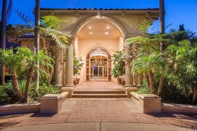 6515 Primero Izquierdo, Rancho Santa Fe, CA 92067 (#190057277) :: Whissel Realty