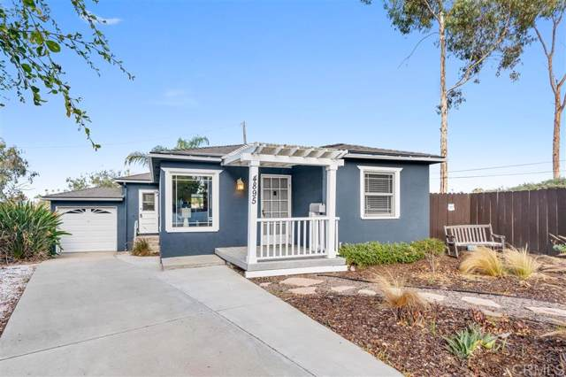 4895 Circle Dr, San Diego, CA 92116 (#190057282) :: The Stein Group