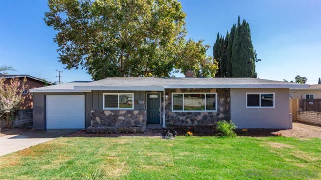 625 Ray St, Escondido, CA 92026 (#190057288) :: Keller Williams - Triolo Realty Group