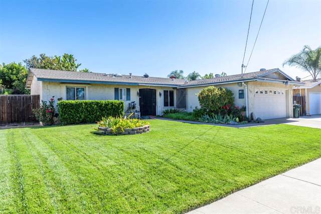 1118 N N Ivy St, Escondido, CA 92026 (#190057291) :: Keller Williams - Triolo Realty Group