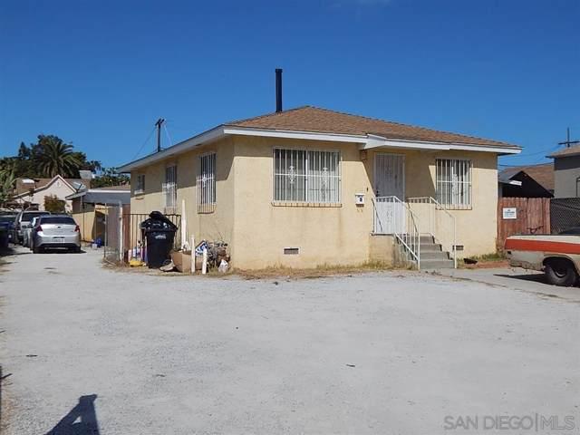 3016 K, San Diego, CA 92102 (#190057303) :: Farland Realty