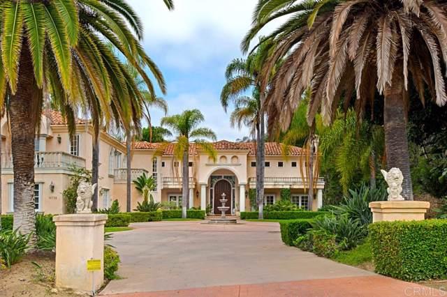16728 Camino Sierra Del Sur, Rancho Santa Fe, CA 92067 (#190057311) :: Be True Real Estate