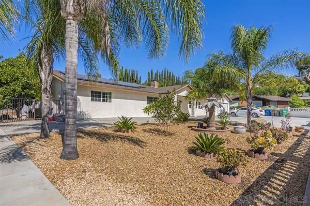 1714 Penasco Road, El Cajon, CA 92019 (#190057316) :: The Marelly Group | Compass