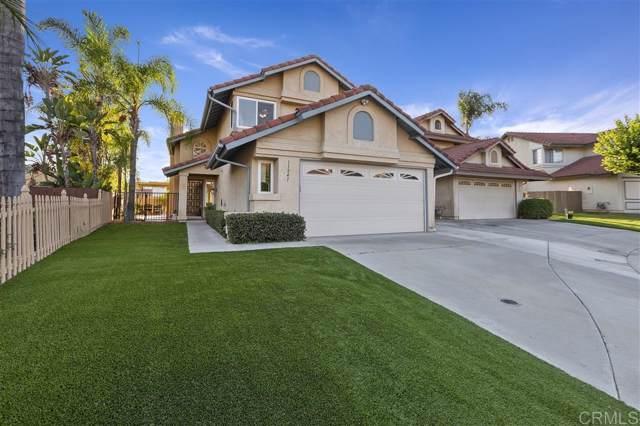 11941 Via Selma, El Cajon, CA 92019 (#190057328) :: Neuman & Neuman Real Estate Inc.