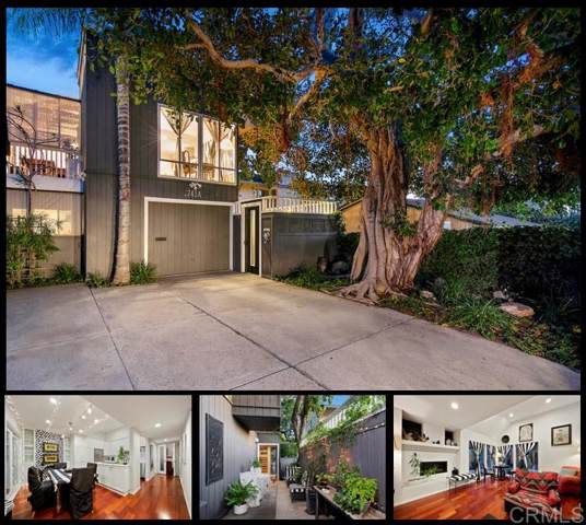 743 Bonair Way A, La Jolla, CA 92037 (#190057381) :: The Miller Group