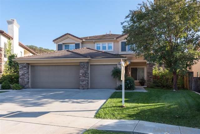 13665 Shoal Summit Drive, San Diego, CA 92128 (#190057455) :: Ascent Real Estate, Inc.