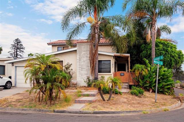 1403 Morenci St., San Diego, CA 92110 (#190057467) :: The Stein Group