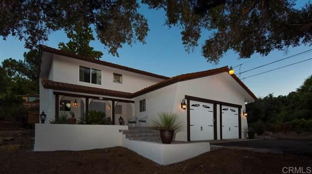 15811 Mussey Grade Rd, Ramona, CA 92065 (#190057505) :: Neuman & Neuman Real Estate Inc.