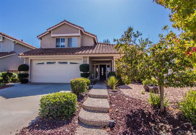 2349 Shadyridge Ave, Escondido, CA 92029 (#190057528) :: Ascent Real Estate, Inc.